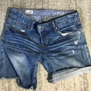 Gap Boyfriend shorts (27)